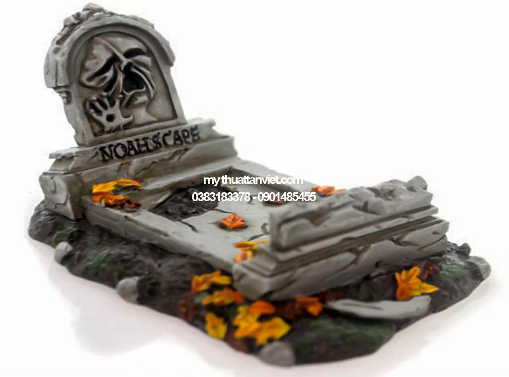 Mô hình bia mộ