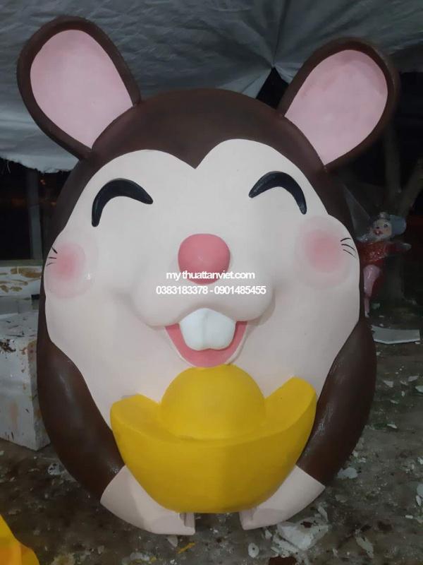 chuột tết