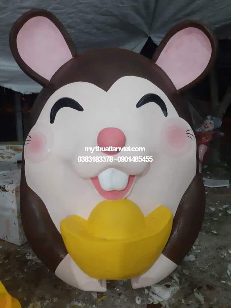 mô hình chuột tết 03