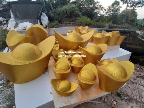 mô hình thỏi vàng
