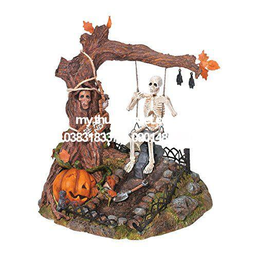 mo hinh xop halloween