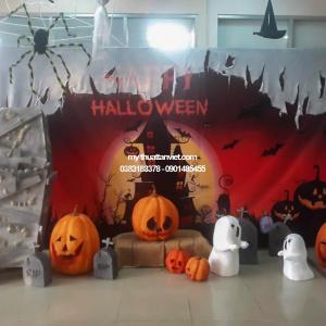 mo hinh halloween