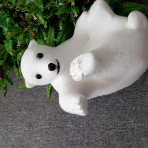 gấu tuyết