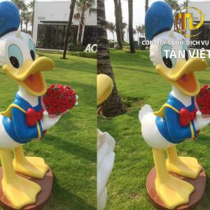 Mô hình Vịt Donald