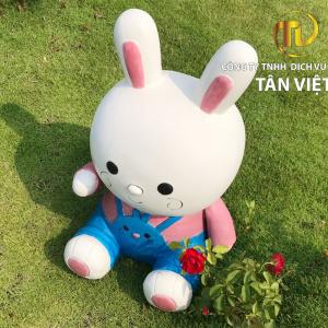 mô hình thỏ hồng
